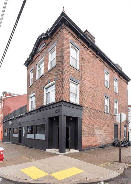 149 S 18th St, South Side, PA 15203 (MLS #1432786) :: RE/MAX Real Estate Solutions