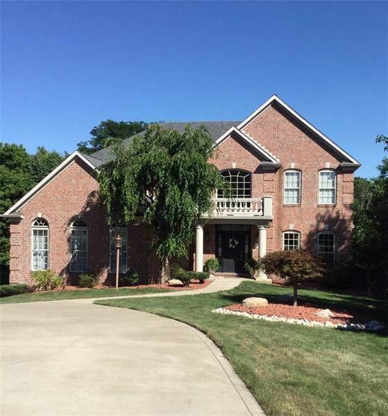 1488 Zenith Court, Upper St. Clair, PA 15241 (MLS #1433046) :: Dave Tumpa Team