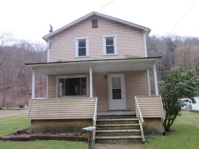 1709 Hungry Hollow Road, Gilpin Twp, PA 15656 (MLS #1433094) :: Dave Tumpa Team
