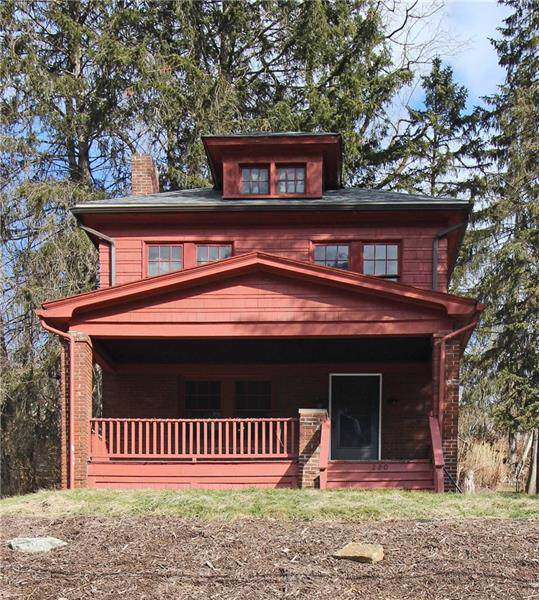 1220 Chappel, Banksville/Westwood, PA 15216 (MLS #1433472) :: RE/MAX Real Estate Solutions