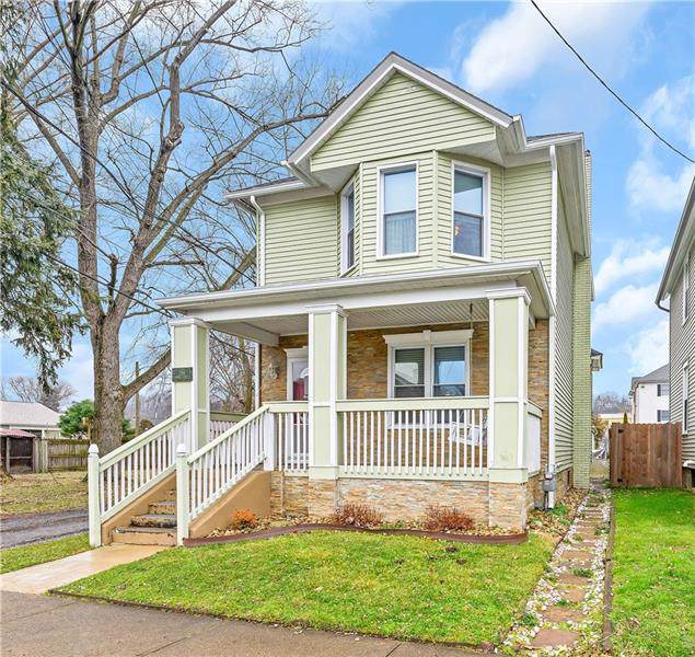 798 Market Street, Bridgewater, PA 15009 (MLS #1434254) :: Broadview Realty