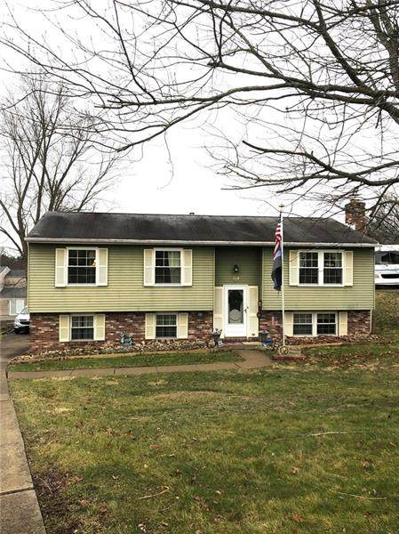 157 Firwood Dr, South Fayette, PA 15017 (MLS #1435324) :: Dave Tumpa Team