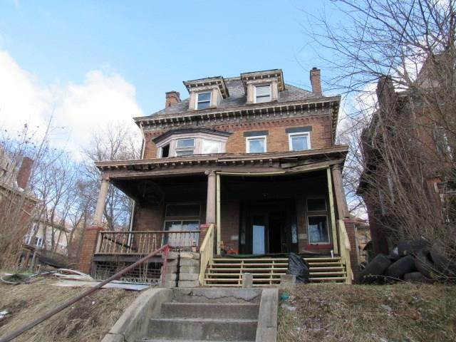 1314 Wood Street, Wilkinsburg, PA 15221 (MLS #1436342) :: Dave Tumpa Team