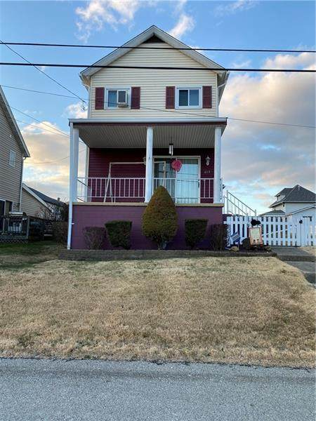 615 Green St, Belle Vernon - Wml, PA 15012 (MLS #1436396) :: Broadview Realty