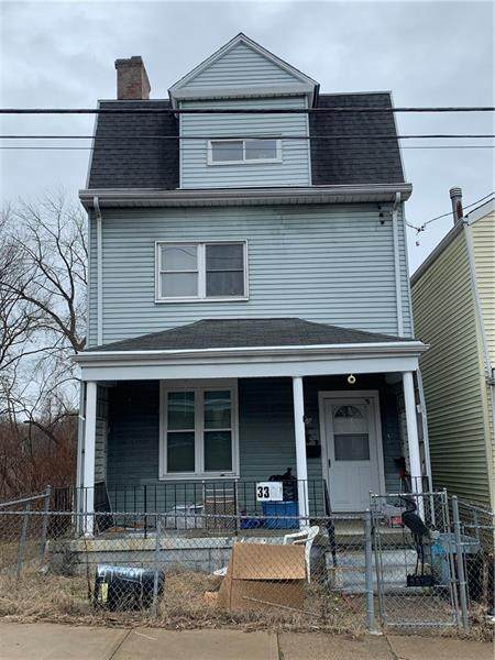 3360 Webster Avenue, Hill District, PA 15219 (MLS #1436867) :: Dave Tumpa Team