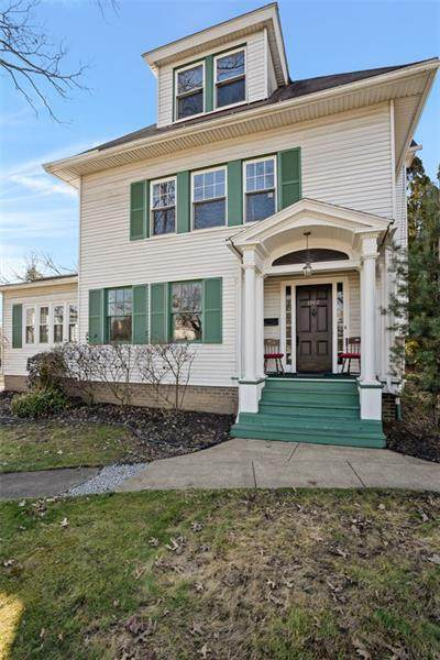 1907 Highland Avenue, New Castle/2Nd, PA 16105 (MLS #1437360) :: Dave Tumpa Team