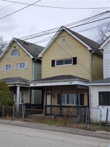 19 Euclid Avenue, Canton Twp, PA 15301 (MLS #1437556) :: RE/MAX Real Estate Solutions