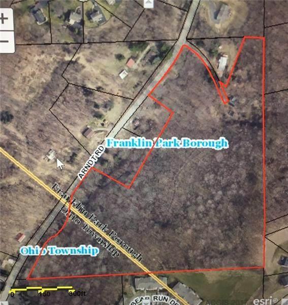 1591 Arndt Road, Franklin Park, PA 15237 (MLS #1437783) :: Broadview Realty