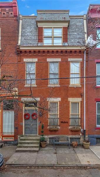 1243 Buena Vista Street, Central North Side, PA 15212 (MLS #1438977) :: Dave Tumpa Team