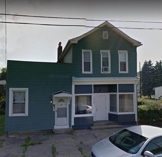 1114-1118 Penn Avenue, Jeannette, PA 15644 (MLS #1441015) :: Dave Tumpa Team