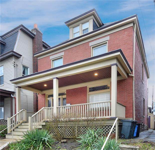 615 S Aiken Ave, Shadyside, PA 15232 (MLS #1441635) :: RE/MAX Real Estate Solutions