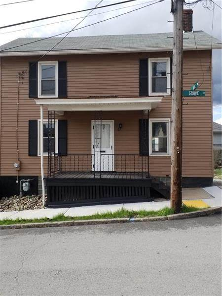 651 Grove St, City Of Greensburg, PA 15601 (MLS #1442239) :: Dave Tumpa Team