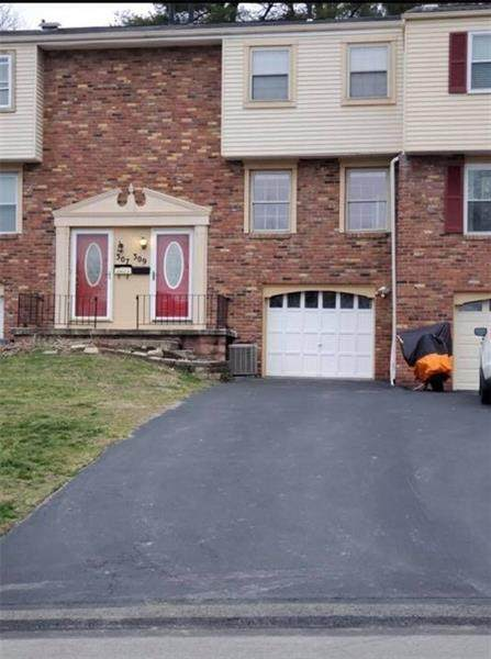 309 Hunting Creek Road, North Strabane, PA 15317 (MLS #1442275) :: Dave Tumpa Team