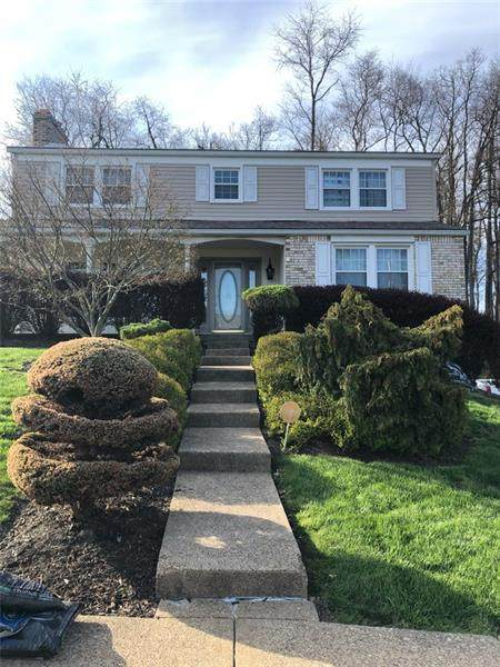 136 Old Suffolk Dr, Monroeville, PA 15146 (MLS #1442476) :: RE/MAX Real Estate Solutions