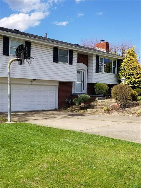 131 N Shelton, New Stanton, PA 15672 (MLS #1442622) :: Dave Tumpa Team
