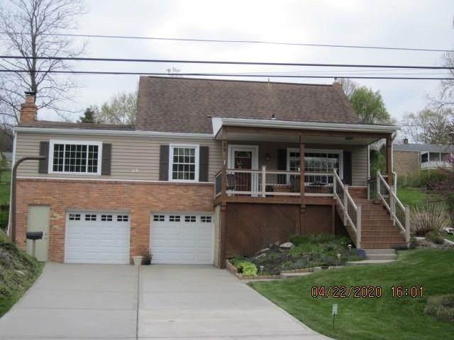 29 Sioux Road, Bethel Park, PA 15241 (MLS #1443510) :: Broadview Realty