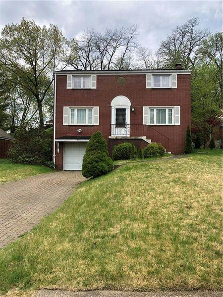 215 Dundee Dr, West Mifflin, PA 15122 (MLS #1444061) :: Broadview Realty