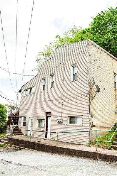 184 Greenfield Ave, Greenfield, PA 15207 (MLS #1444819) :: Dave Tumpa Team