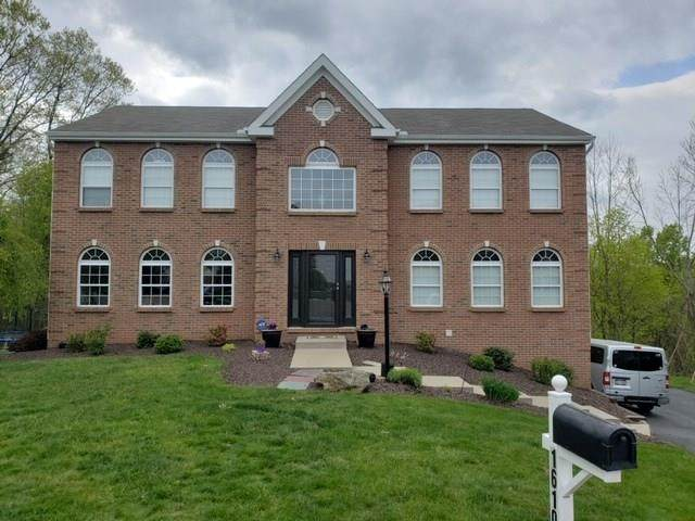 1610 Cloverdale Ln, Moon/Crescent Twp, PA 15046 (MLS #1444915) :: Broadview Realty