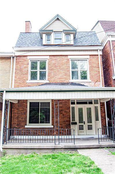 1210 Benton Ave, Brighton Heights, PA 15212 (MLS #1445414) :: RE/MAX Real Estate Solutions