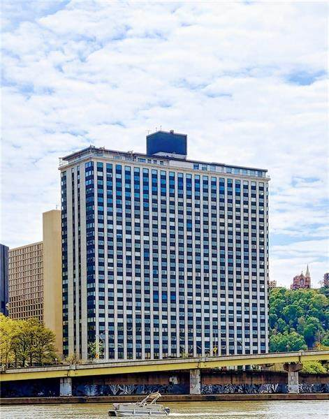 320 Fort Duquesne 4E, Downtown Pgh, PA 15222 (MLS #1445494) :: Dave Tumpa Team