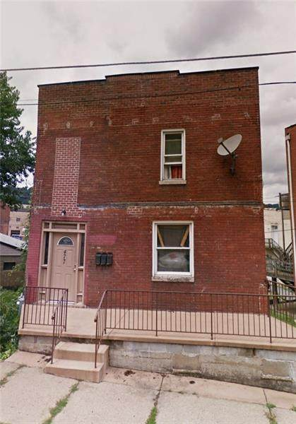 477 W 8th Ave, West Homestead, PA 15120 (MLS #1445773) :: Broadview Realty