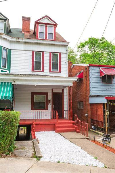 1051 Woods Run Avenue, Brighton Heights, PA 15212 (MLS #1446140) :: RE/MAX Real Estate Solutions