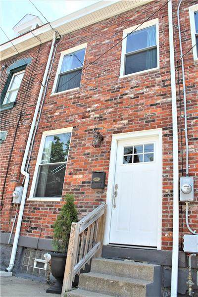 5222 Carnegie St, Lawrenceville, PA 15201 (MLS #1446742) :: RE/MAX Real Estate Solutions