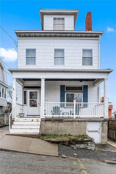 2112 Donora St, Spring Hill, PA 15212 (MLS #1447165) :: Dave Tumpa Team