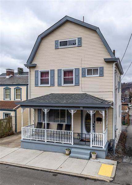 612 Hill Street, Sewickley, PA 15143 (MLS #1447332) :: RE/MAX Real Estate Solutions