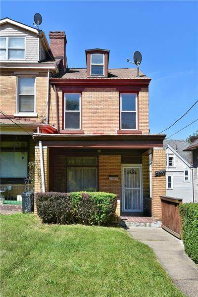 2247 Federal Street Ext, Perry Hilltop, PA 15214 (MLS #1447410) :: RE/MAX Real Estate Solutions
