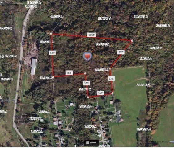 - Nr Sr 166 Tower Hill, Redstone Twp, PA 15410 (MLS #1447413) :: Dave Tumpa Team
