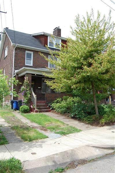 1312 Pocono Street, Squirrel Hill, PA 15218 (MLS #1448348) :: Dave Tumpa Team