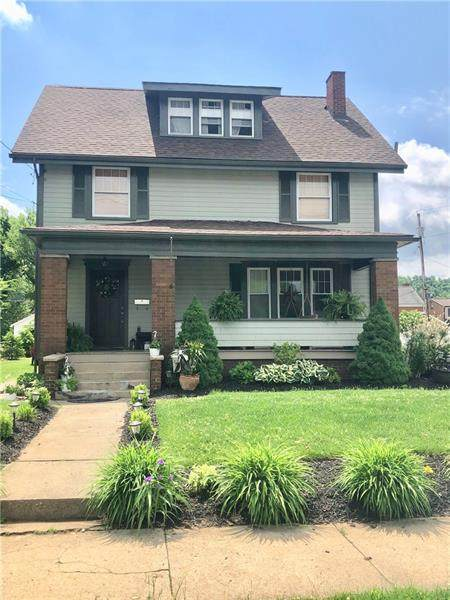1437 Corporation Street, Beaver, PA 15009 (MLS #1448428) :: RE/MAX Real Estate Solutions