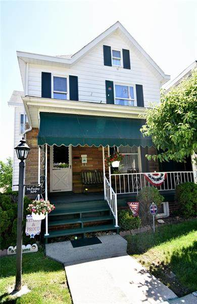 309 Center Ave, City Of Greensburg, PA 15601 (MLS #1448590) :: Broadview Realty