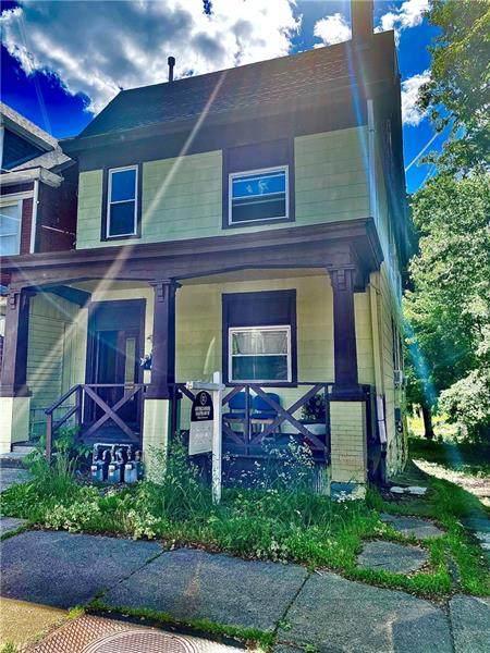 4014 Haldane St, Greenfield, PA 15207 (MLS #1448718) :: Dave Tumpa Team