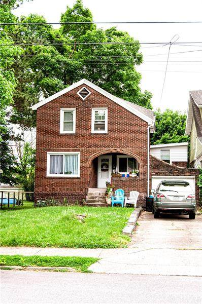 122 Lee St, Carnegie, PA 15106 (MLS #1448925) :: Dave Tumpa Team