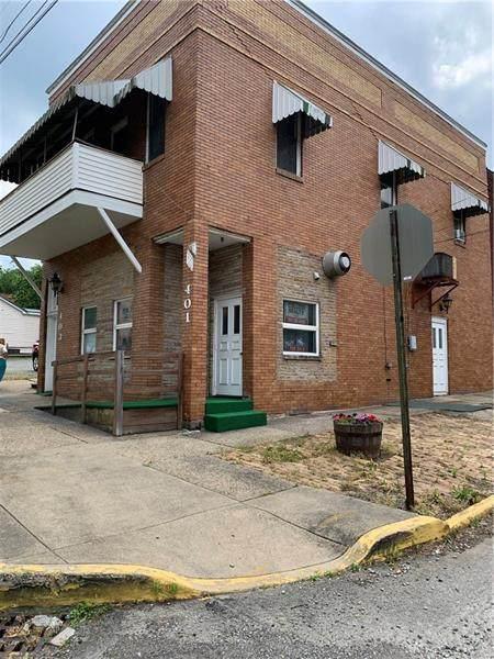 401/403 N North 2nd Street, Apollo Boro, PA 15613 (MLS #1449302) :: Dave Tumpa Team