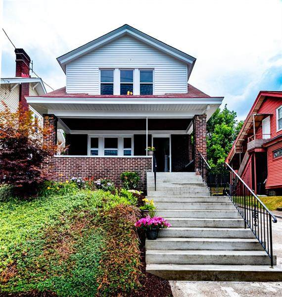 3938 California Ave, Brighton Heights, PA 15212 (MLS #1452865) :: RE/MAX Real Estate Solutions