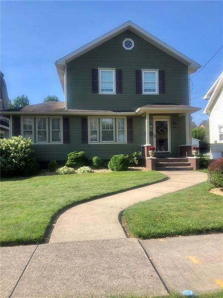 320 E Edgewood Ave, New Castle/2Nd, PA 16105 (MLS #1453865) :: Dave Tumpa Team