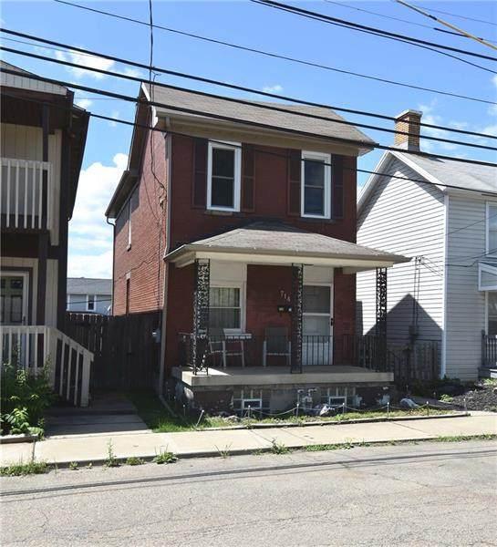 714 Chess Street, Bridgeville, PA 15017 (MLS #1454381) :: The Dallas-Fincham Team