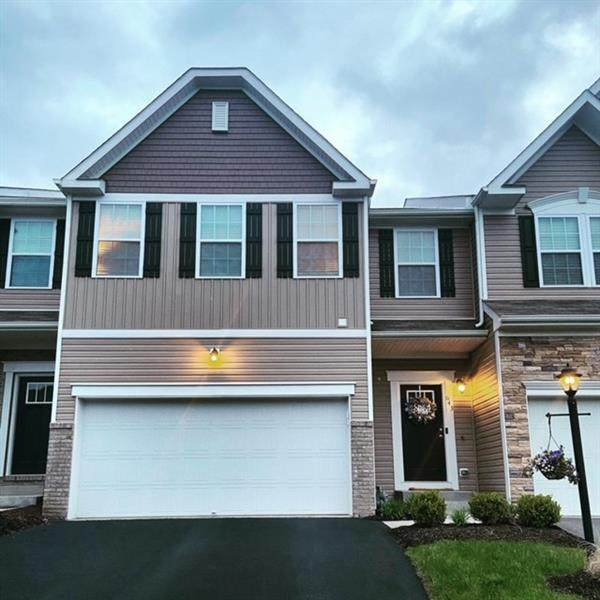 643 Freedom Dr., Collier Twp, PA 15106 (MLS #1454972) :: Dave Tumpa Team