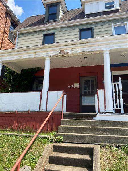 186 7th St, Ambridge, PA 15003 (MLS #1455357) :: RE/MAX Real Estate Solutions