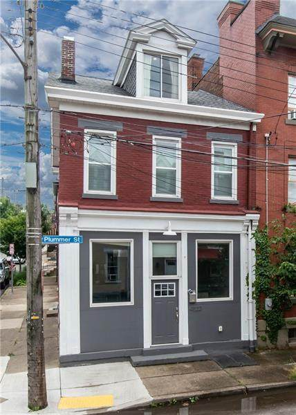 4522 Plummer St, Lawrenceville, PA 15201 (MLS #1455413) :: RE/MAX Real Estate Solutions