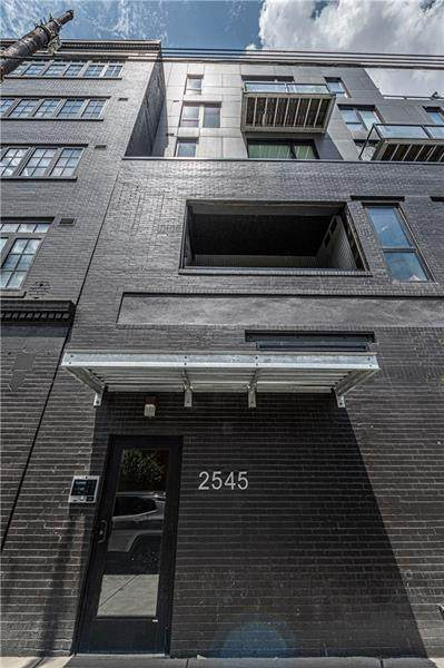 2545 Penn Ave #407, Downtown Pgh, PA 15222 (MLS #1457025) :: RE/MAX Real Estate Solutions