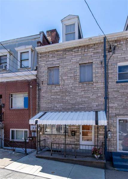 264 45th St House#1, Lawrenceville, PA 15201 (MLS #1457674) :: RE/MAX Real Estate Solutions