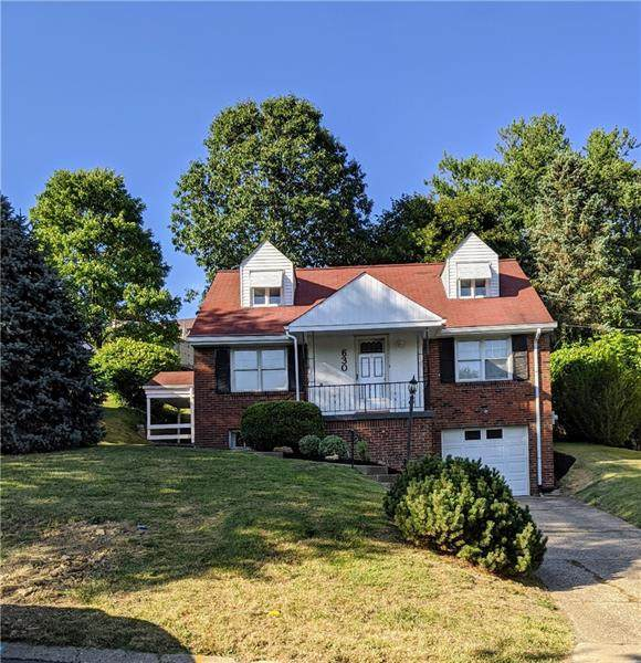 630 Woodland Rd, Canonsburg, PA 15317 (MLS #1458856) :: RE/MAX Real Estate Solutions