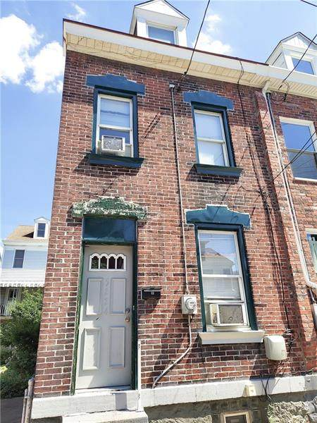 5224 Carnegie St, Lawrenceville, PA 15201 (MLS #1459261) :: RE/MAX Real Estate Solutions