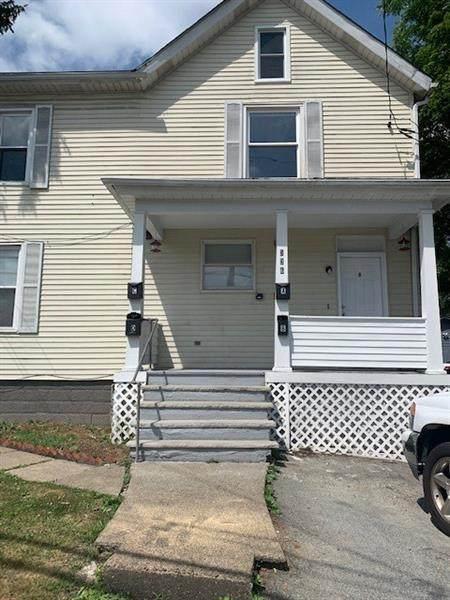 336 Harvey Ave, City Of Greensburg, PA 15601 (MLS #1459333) :: Dave Tumpa Team