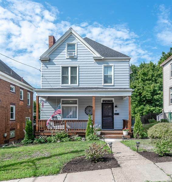 19 Taylor Street, Crafton, PA 15205 (MLS #1459759) :: RE/MAX Real Estate Solutions